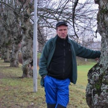 Minna Pyykön maailma: Keravan vankilan puutarhassa