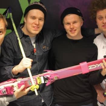 YleX Jälki-istunto: Vieraana Gasellit