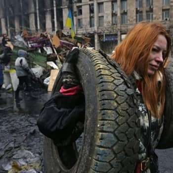 Maailmanpolitiikan arkipäivää: Mihin Ukraina on menossa?