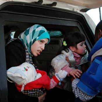 Maailmanpolitiikan arkipäivää: Syyrian sotarikokset oikeuteen?