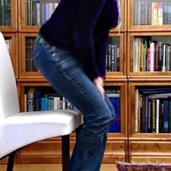 Tiedetiistai: Tuoliton elämä - kysy istumisen haitoista