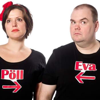 Eva och Pöll: Eva & Pöll #3 Föröken eder!
