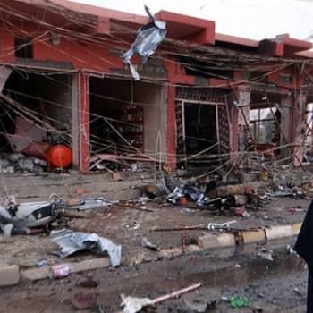 Maailmanpolitiikan arkipäivää: Irak matkalla sekasortoon?