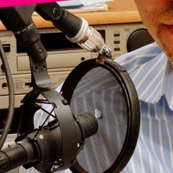 Kuuluttajan vieras: Radio Suomen toimittaja Juha Blomberg
