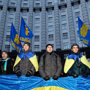 Maailmanpolitiikan arkipäivää: Ukrainan U-käännös