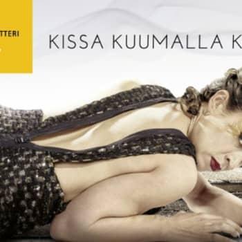 Yövieras: Näyttelijä Elsa Saisio rakastaa vahvoja rooleja