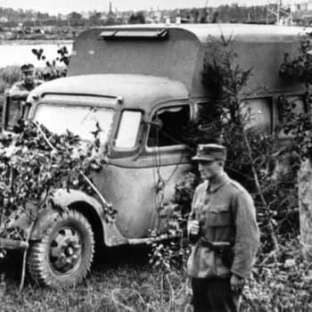Säkkijärven polkalla estettiin radiomiinojen laukaisu