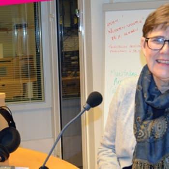 Kuuluttajan vieras: Tutkimuspäällikkö Erja Ruohomaata kiinnostavat kuuntelijoiden ajatukset