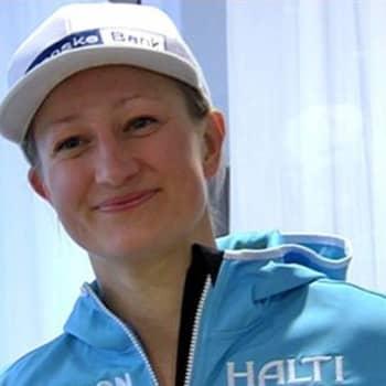 Urheilijaelämää: Tanja Poutiainen