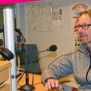 Kuuluttajan vieras: Kameramies Mika Laurila