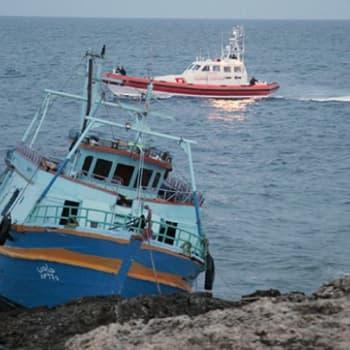 Maailmanpolitiikan arkipäivää: Tuliko Välimerestä kuoleman meri?