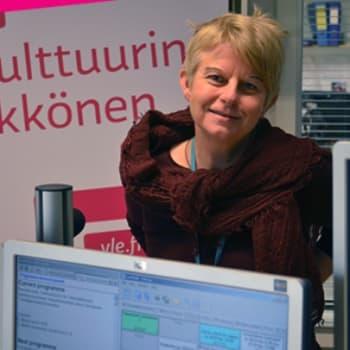 Kuuluttajan vieras: Kehityspäällikkö Marja Niemi kulkee Ylen kanssa kulmilla