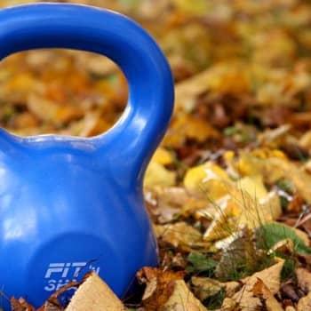 Liikuntatunti: Kahvakuulaillen vahvaksi