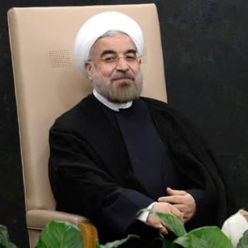 Maailmanpolitiikan arkipäivää: Iran lämpenee lännelle