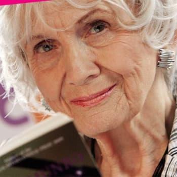 Kirjakerho: Kirja joka muutti elämäni - Alice Munro: Hyvän naisen rakkaus