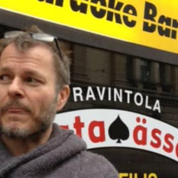 Tiedeykkönen - Vinkkeli: Maailmanpoliittinen kaupunkikävely 6/8: Pataässästä lakupekkaan