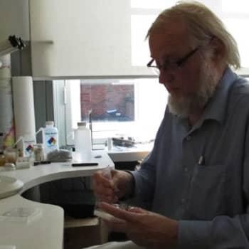 Minna Pyykön maailma: Professori Jyrki Muona kovakuoriaisten maailmassa