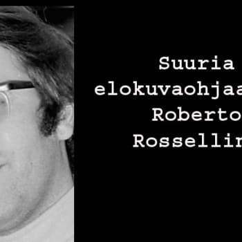 Suuria elokuvaohjaajia: Roberto Rossellini (1964)
