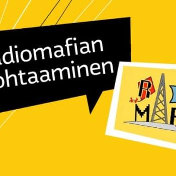 """Radiomafian Kohtaaminen: Pate Mustajärvi: """"Menen vessaan ja huudan vähän aikaa"""""""