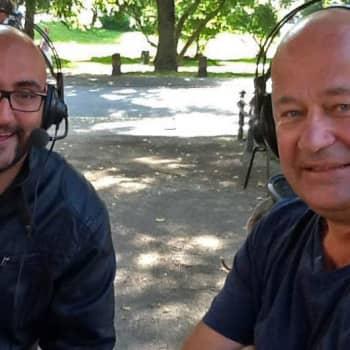 """Ali Show: Markku Toikka: """"Laumakäyttäytymisen ytimessä on huumori"""""""