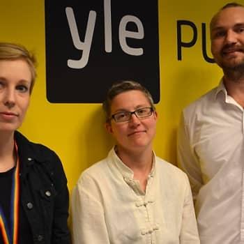 Puheen Iltapäivä: Helsinki Pride on ihmisoikeuskulkue