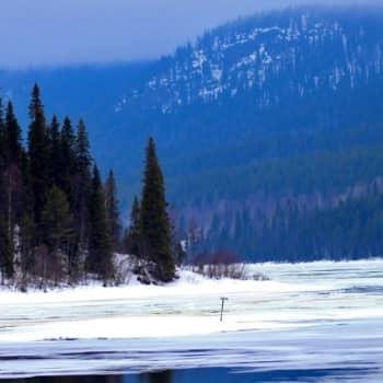 Metsäradio.: Retkellä Paanajärvellä