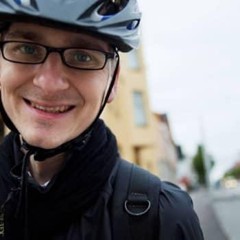 Tienviittoja: Luonto-Liiton toiminnanjohtaja Leo Stranius