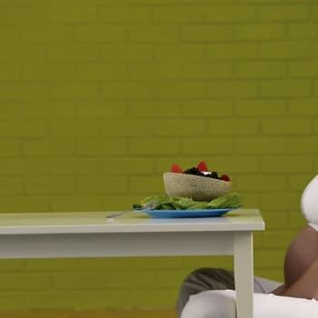 Perheen aika: Salilla vauvamasun kanssa