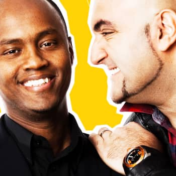 Ali ja Husu: Suuri parisuhdekeskustelu