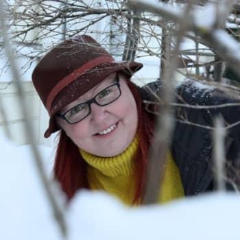Puutarhan vuosi: Puutarhan talvi