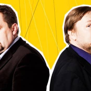 Politiikkaradio: Leikola ja Lähde: Jussi Halla-aho ja Dan Koivulaakso vieraina