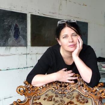 Taiteilijaelämää: Taidemaalari Nanna Susi