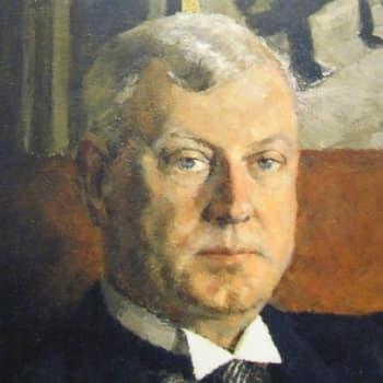 YLE Tampere: Gösta Serlachiuksen elämäkerta paljastaa ristiriitaisen miehen