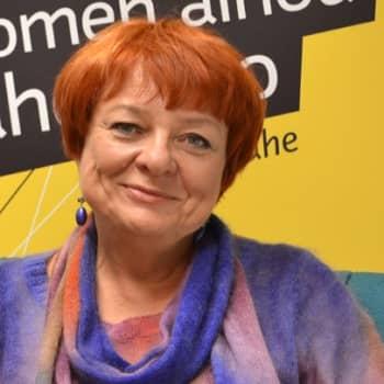 Politiikkaradio: Päivän Meppi: Tarja Cronberg