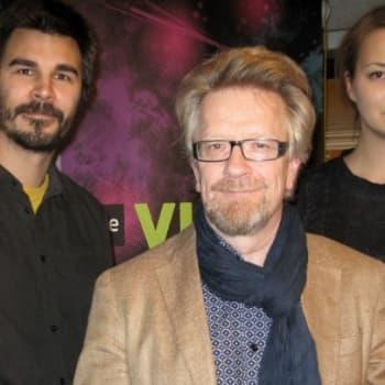 YleX Etusivu: Vieraana kosmologi Kari Enqvist