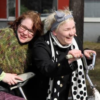 Tästä elämästä: Helsinkiläistyttö rakastaa maaseutua