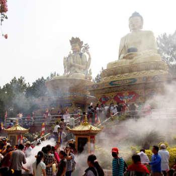 Kathmandun kuuluisuuksia