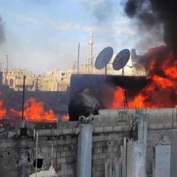 Maailmanpolitiikan arkipäivää: Kysy Syyriasta