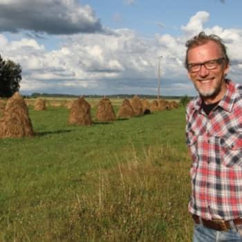 Minna Pyykön maailma: Latoja ja liito-oravia - Luontokuvaaja Benjam Pöntisen kuvausmaisemissa Lapualla