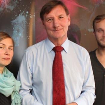 YleX Etusivu: Vieraana opetusministeri Jukka Gustafsson