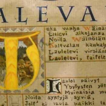 Tiedevartti: Missä Kalevalan kertomukset ovat syntyneet?