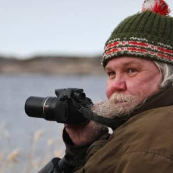 Luontoretki.: Luontokartoittaja Jukka Salmen havaintoja