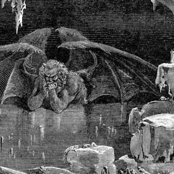 Yölinjalla - satanisti