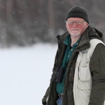 Luontoretki.: Lintuopas Ari Latjan matkassa