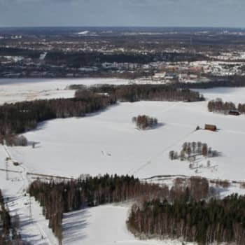 Luontoretki.: Suomi ilmasta