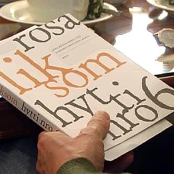 Rosa Liksom kertoo kirjastaan Hytti nro 6 (2012)