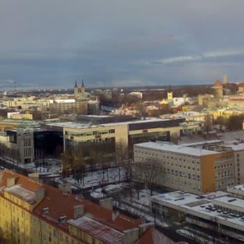 Pääsiäinen Radio Suomessa: Radio Suomi Tallinnan keväässä
