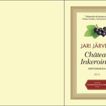 Kirjakammi: Jari Järvelä: Château Inkeroinen