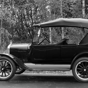 Sattuipa Lapissa: Muistoja 1920-luvun Rovaniemeltä osa 1