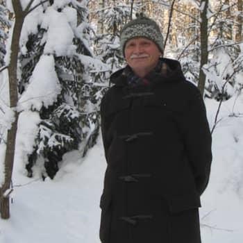 Minna Pyykön maailma: Pakkasnesteitä ja biologisia kelloja 11.2.2012